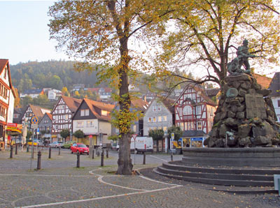 Markt De Biedenkopf : bilder wanderung lahnwanderweg von bad laasphe nachbiedenkopf ~ Orissabook.com Haus und Dekorationen